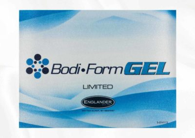 BodiFormGel | Printed Label