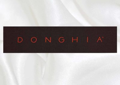Donghia | Woven Label