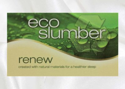 Eco Slumber | Printed Label