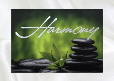 Harmony | Printed Label