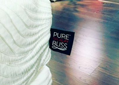Pure Bliss | Woven Label