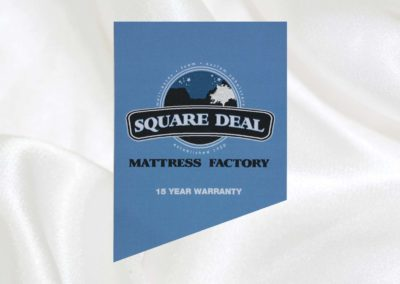 Square Deal | Woven Label