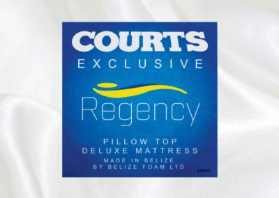 Courts | Printed Label