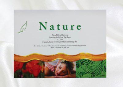 Nature | Printed Label