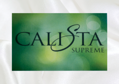 Calista | Printed Label