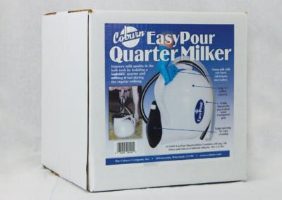 Quarter Milker